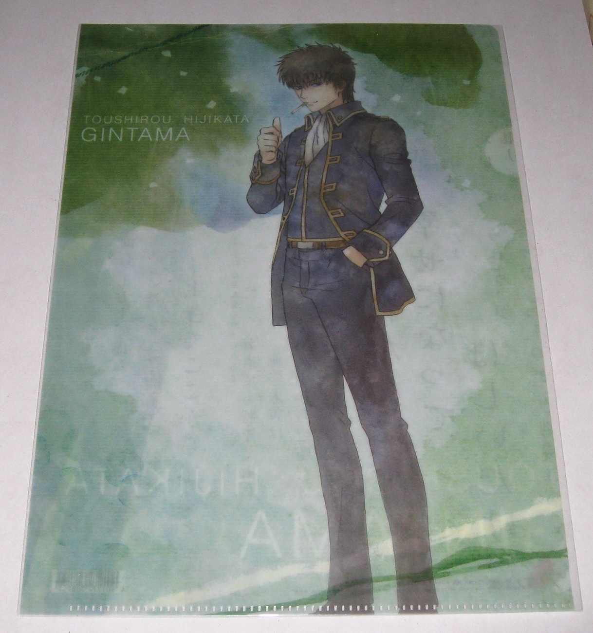 Clear file - 1213 Gintama - Hijikata