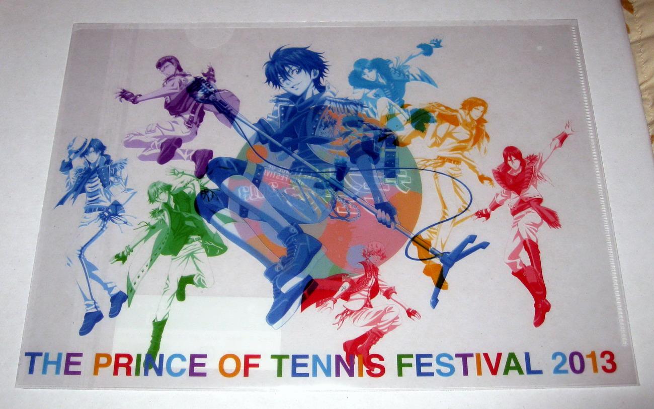 Tenipuri Festa 2013 - Clear File B