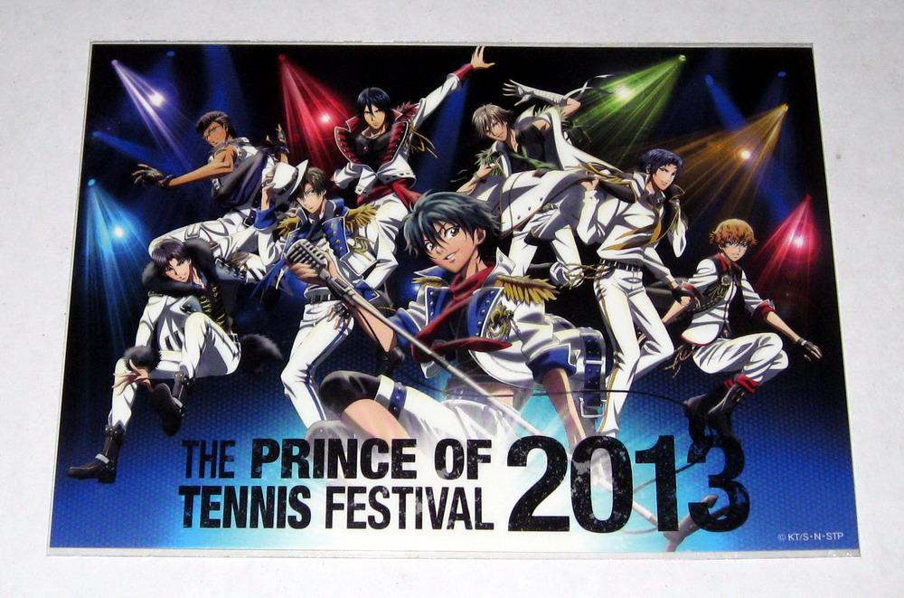 Tenipuri Festa 2013 - Sticker A
