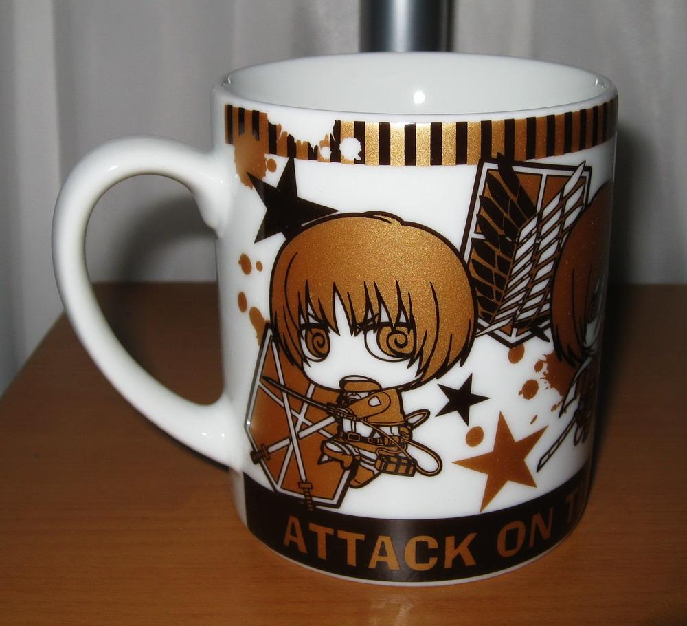 Shingeki no Kyojin Mug - 01
