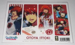 Utapuri Bookmarks - Maji Love 2000 - Otoya