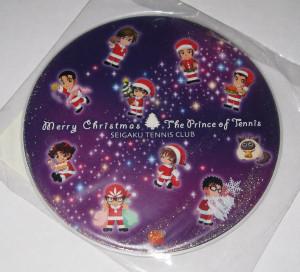 Tenipuri Christmas Liquid Mouse Pad - Seigaku