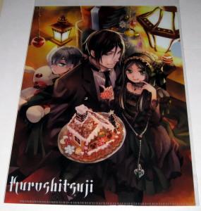 Clear file - 0414 Kuroshitsuji
