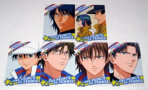 Tenipuri Shining Clear Card 6 - Character Collection