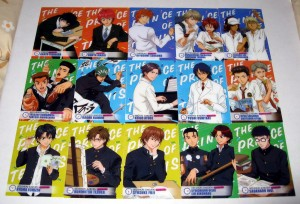 Tenipuri Shining Clear Card 6 - School Collection