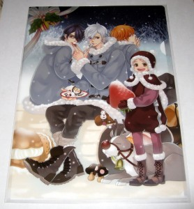 Clear file - 0214 Brothers Conflict Xmas