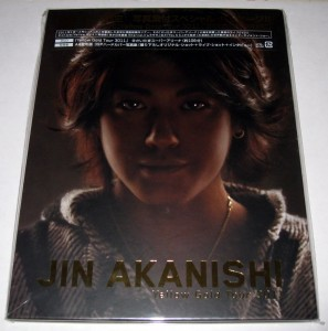 Akanishi Jin - Yellow Gold Tour