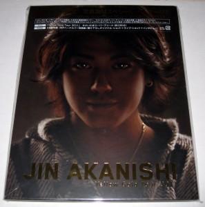Akanishi Jin - Yellow Gold Tour