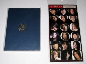 JE Arashi Waku Waku High School - Jin Stickers