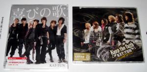 KATTUN - Keep the Faith and Yorokobi no Uta