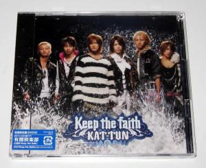 KATTUN - Keep the Faith with DVD