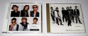 KATTUN - Love Yourself Single and Single DVD