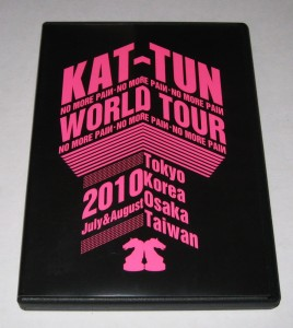 KATTUN - No More Pain World Tour