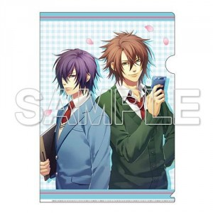 Hakuouki SSL Clear File vol1