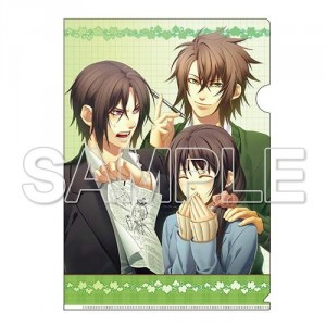 Hakuouki SSL Clear File vol2