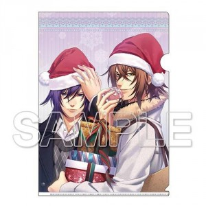 Hakuouki SSL Clear File vol3