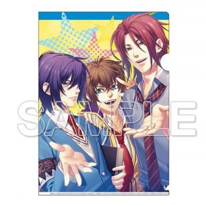Hakuouki SSL Clear File vol4