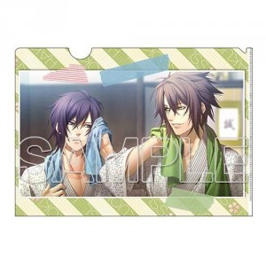 Hakuouki SSL Clear File vol5
