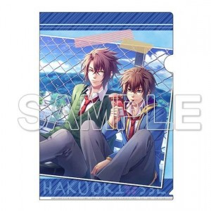 Hakuouki SSL Clear File vol6