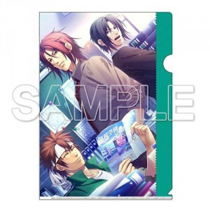 Hakuouki SSL Clear File vol7