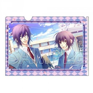 Hakuouki SSL Clear File vol8