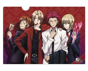 K Project - A Red