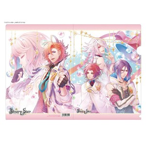 clear file - binary star