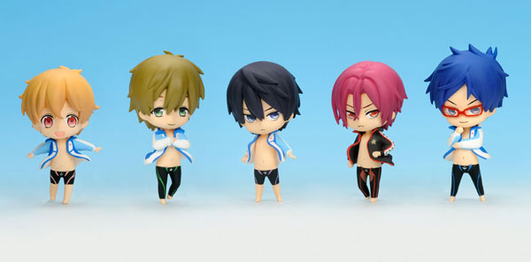 Free! Collection Figures