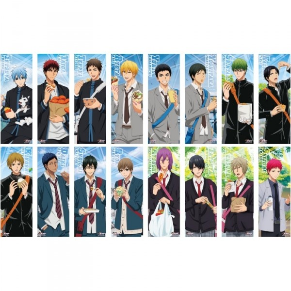 KuroBasu Stick Poster Vol 2