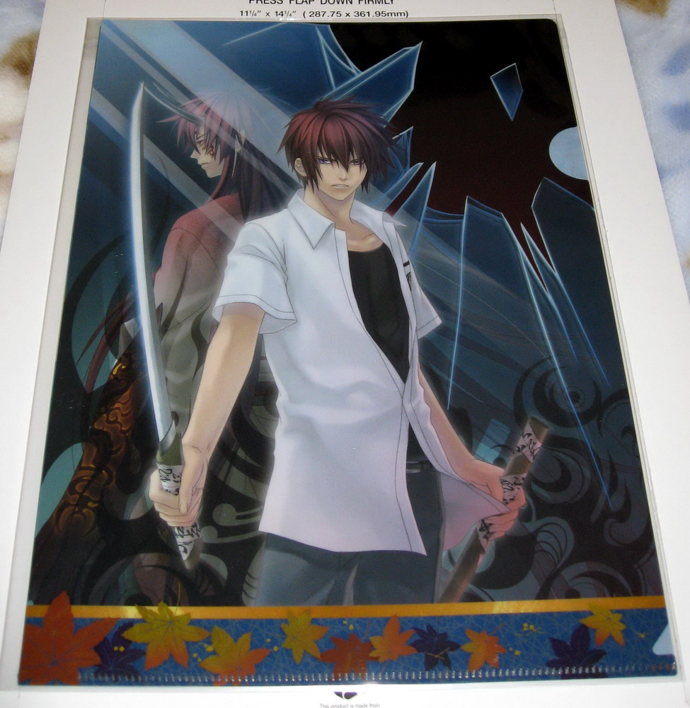Clear file - Hiiro no Kakera_14