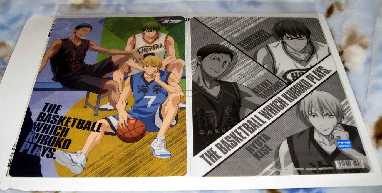 Kurobasu pencil board - B
