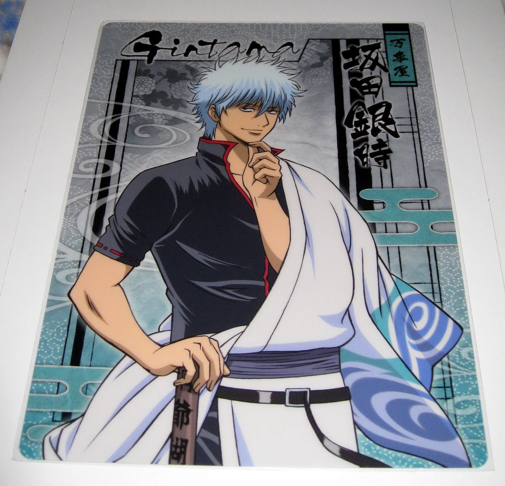 Gintama pencil board - Gintoki