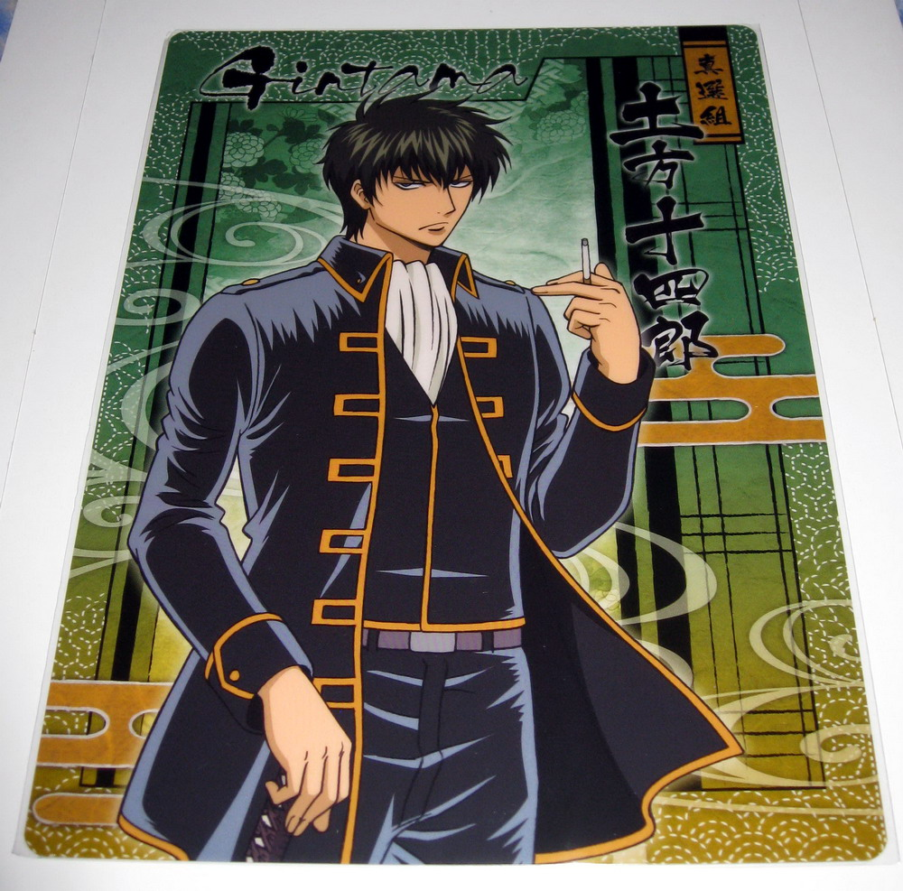 Gintama pencil board - Hijikata