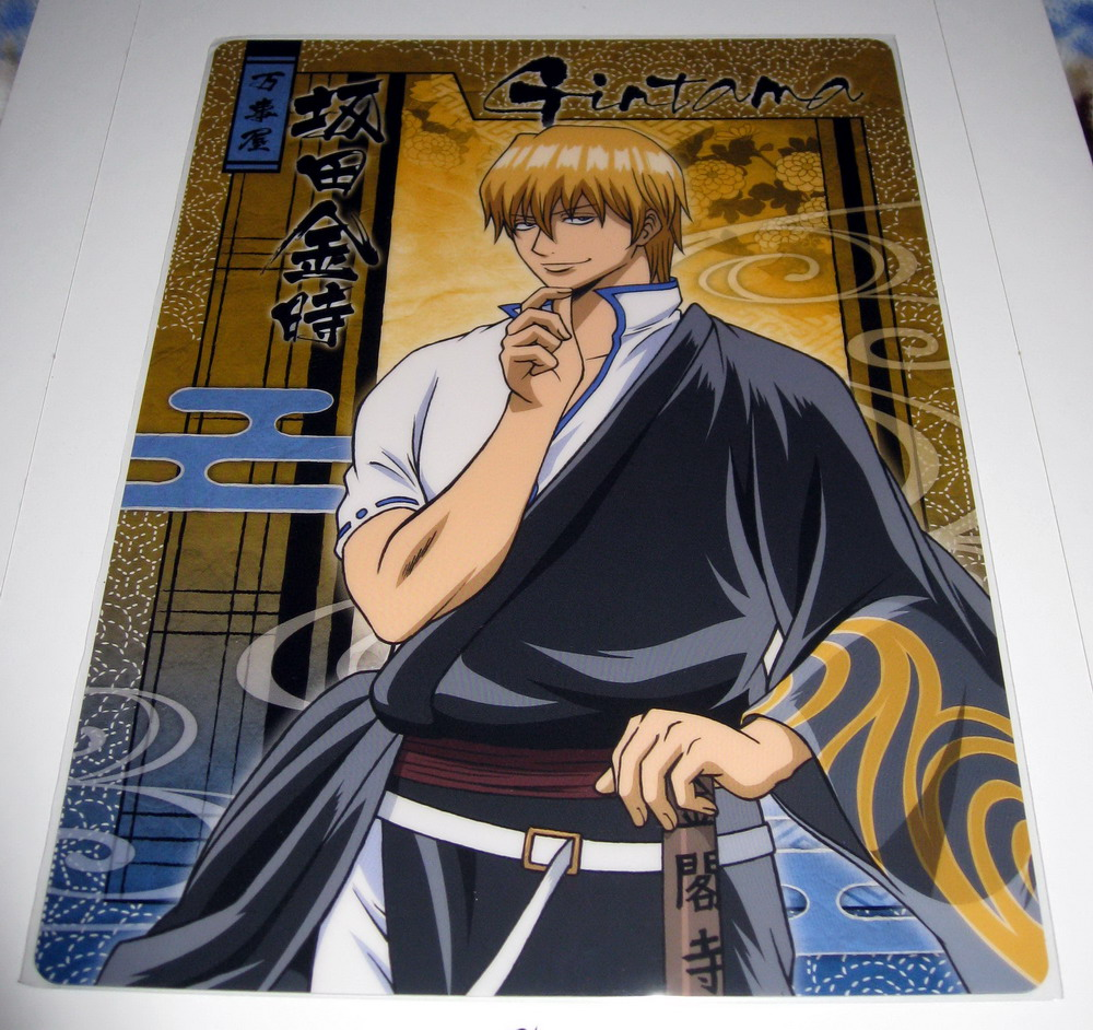 Gintama pencil board - Kintoki