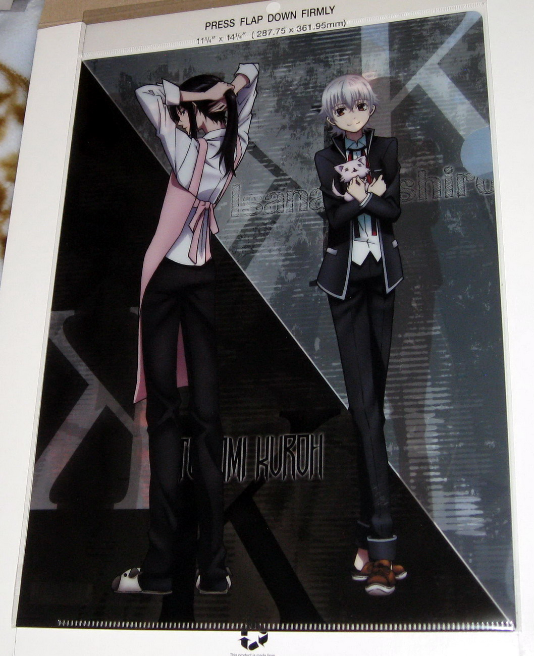 Clear file - K project_3a