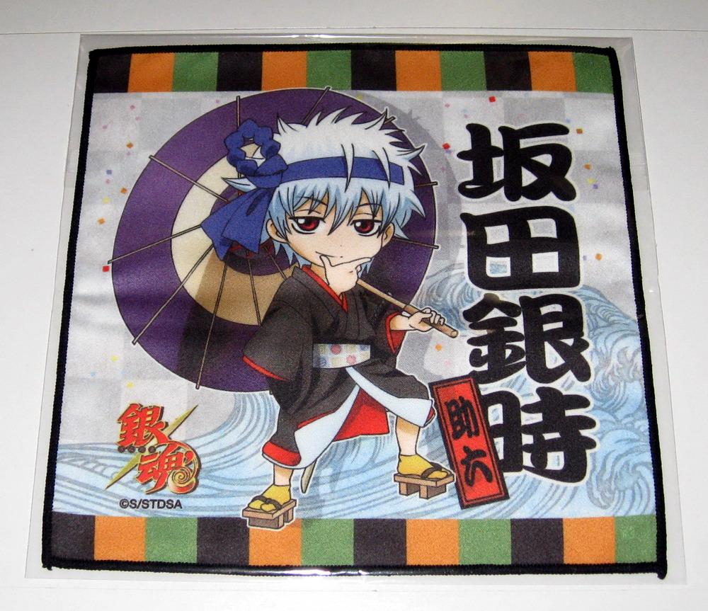 Gintama facetowel Gods - Gintama