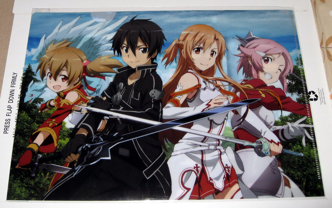 Clear file - 0413 Sword Art Online_A