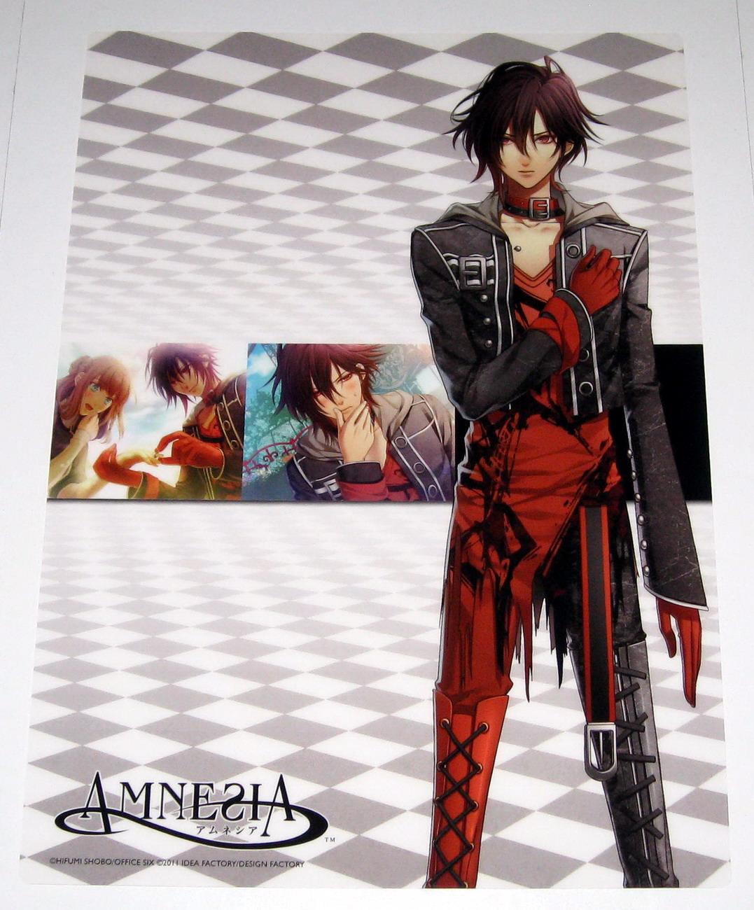 Amnesia Still Collection Premium v7 - 01
