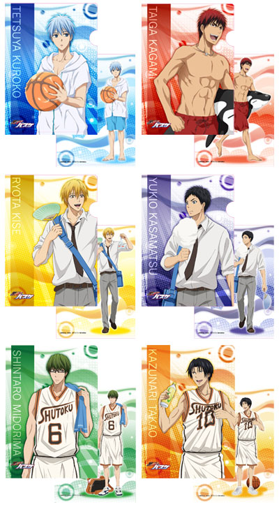 Kurobasu mini CF collection 2