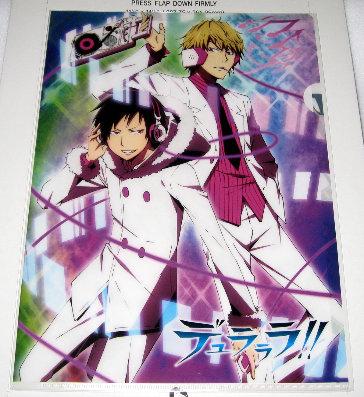 Clear file - 0613 Durarara Music