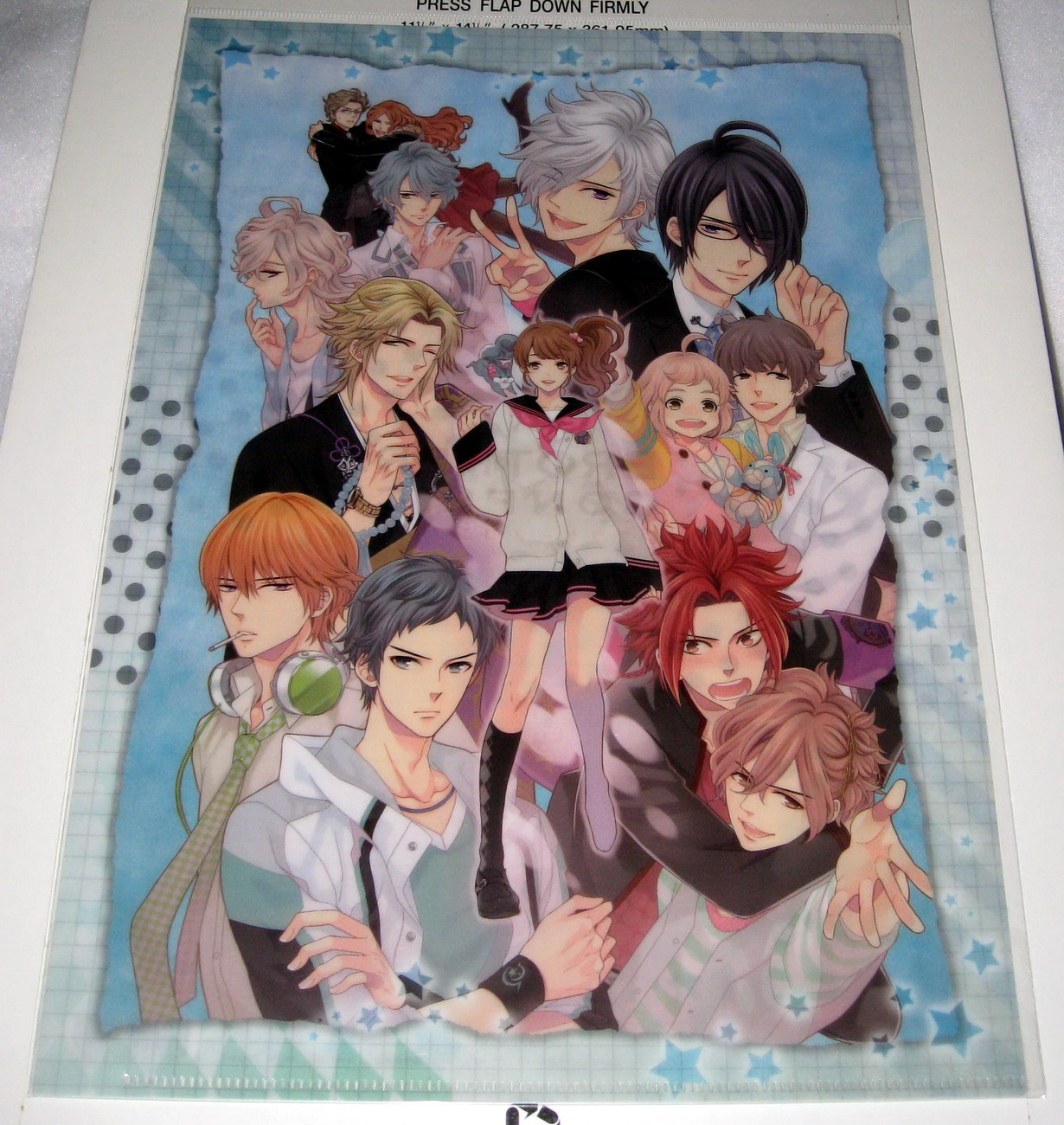 Clear file - 0813 Brothers Conflict - Group