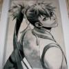 Hakuouki CF - 0913 Sketch Toudou