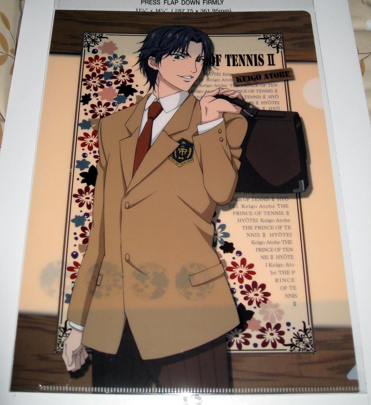 Shinpuri School uniform CF - Atobe