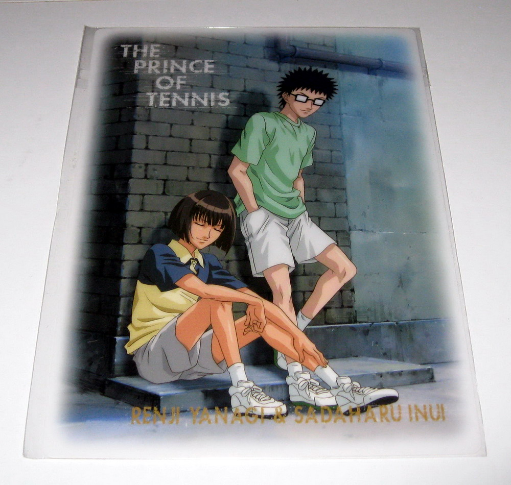 Tenipuri_mini pencil board_Inui