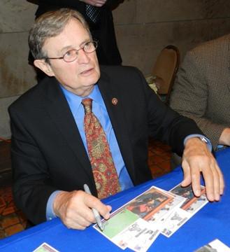 David McCallum Signing 11092013