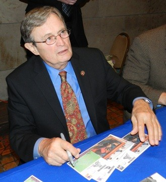 David McCallum Signing 11092013