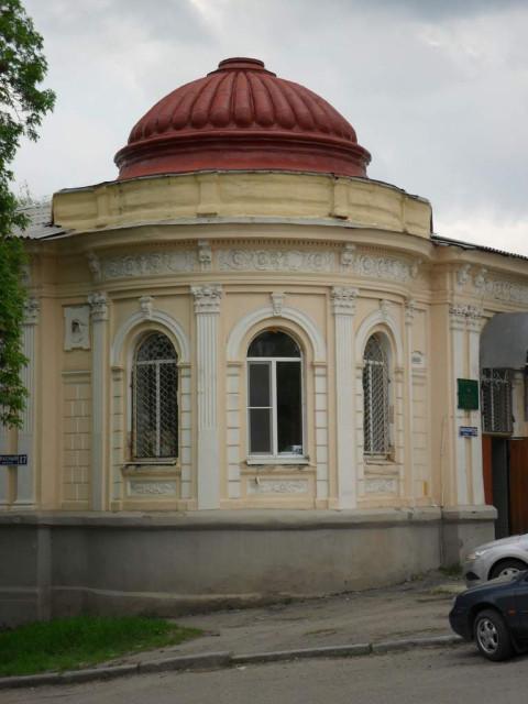 Здание судебных приставово