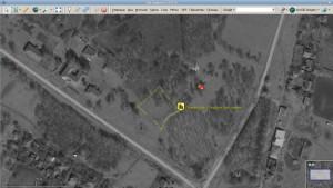 Ливенцовская крепость - ArcGIS