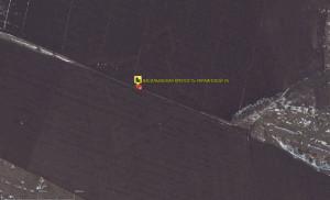 Васильевская крепость - arcGIS