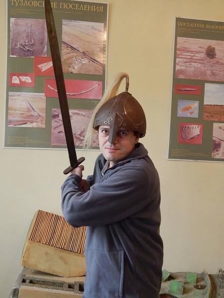 LJ04 я с мечем